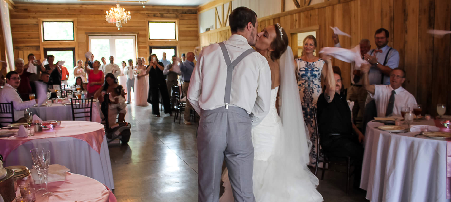 weddings and recpetions at southern grace bed and breakfast in kentucky